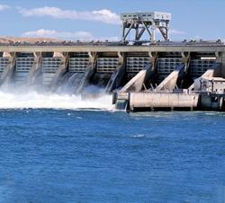 葛州坝电站配水工程
