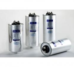圆柱形电容器