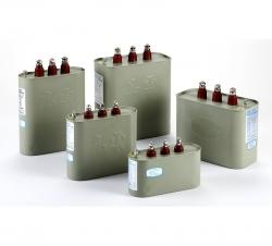 Compensation capacitor